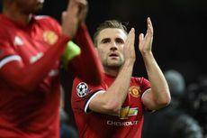 Luke Shaw: Manchester United Sangat Rindu Liga Champions