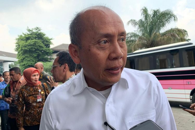 Ketua DPW Partai Nasdem Jawa Barat Saan Mustopha