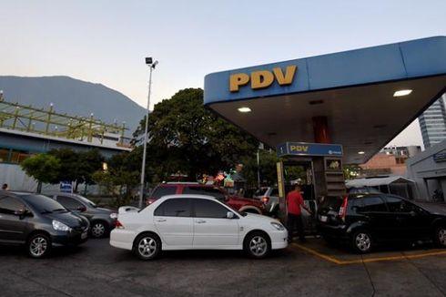 Krisis Ekonomi, Venezuela Naikkan Harga BBM 6.000 Persen