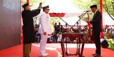 Iqbal Suaeb Resmi Menjabat sebagai Wali Kota Makassar