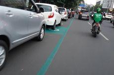Respons Ganjar soal Jalur Sepeda di Semarang Jadi Tempat Parkir Mobil
