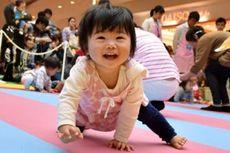 Wow... 601 Bayi di Jepang Pecahkan Rekor Dunia