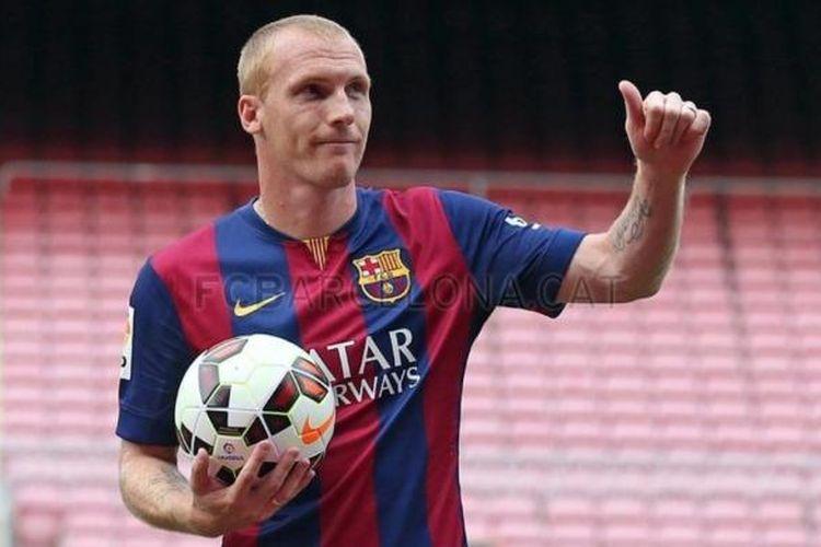Bek Barcelona, Jeremy Mathieu.
