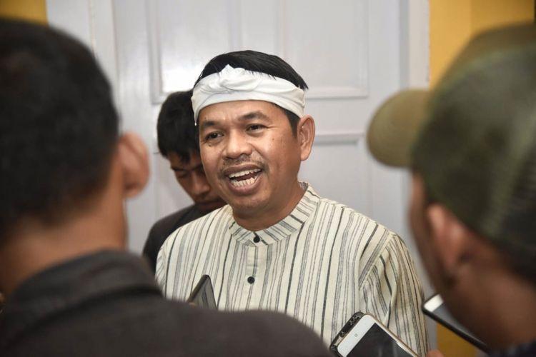 Ketua DPD Golkar Jawa Barat Dedi Mulyadi.