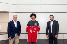 Respons Leroy Sane Jadi Pewaris Nomor Punggung 10 di Bayern Muenchen
