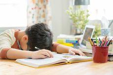 Curhat Emak-emak di Depok soal Belajar dari Rumah, Sampai Bikin Stres