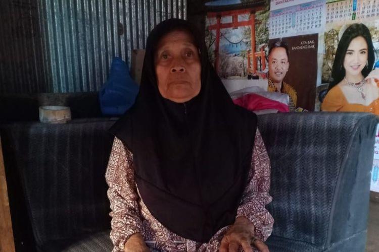 Jumati asal Desa Bonto Tiro, Kecamatan Sinoa Bantaeng, Sulawesi Selatan.