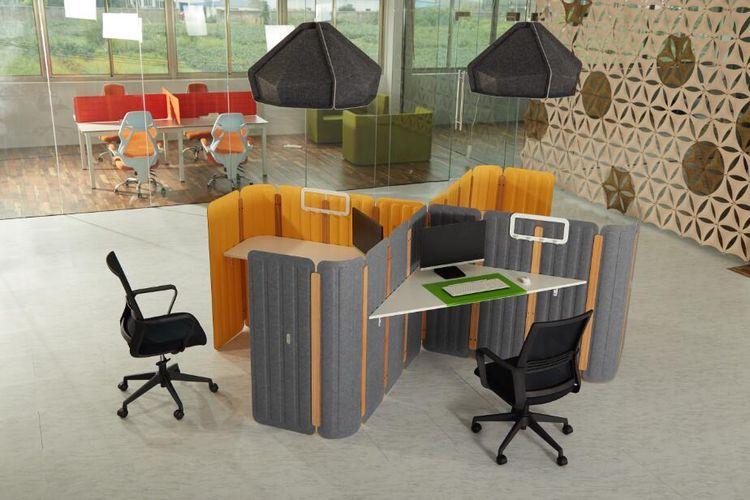 Dalam kesempatan tersebut, Datascrip juga meluncurkan produk furnitur terbaru.