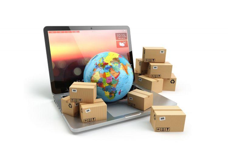 Ilustrasi Logistik di Era Industri 4.0