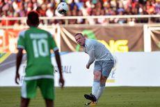 Rooney Langsung Cetak Gol dalam Debut Kedua di Everton
