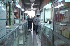 Langka di Pasar Pramuka, Harga Masker Naik 2 Kali Lipat