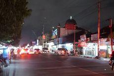 Kurangi Mobilitas Warga, Lampu Jalan di Semarang Dimatikan