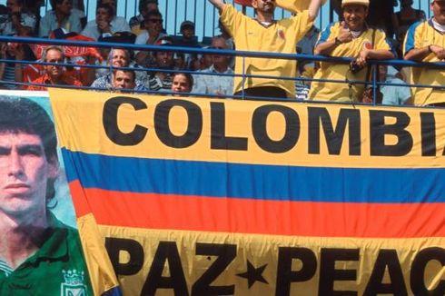 Piala Dunia Pikat Pemberontak Kolombia
