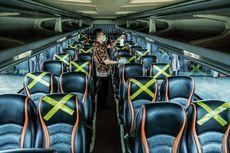 Ini Aturan Bawa Penumpang untuk Transportasi Umum Selama PSBB Jakarta