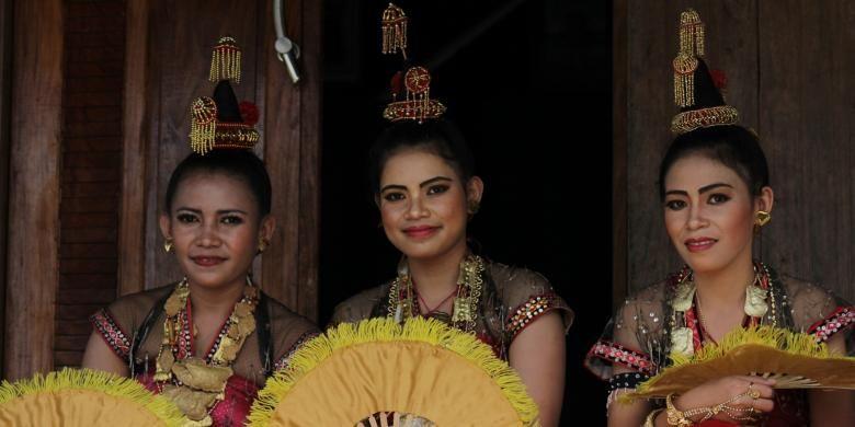 Jangan Lewatkan Festival Perjodohan Tradisional Ala Wakatobi