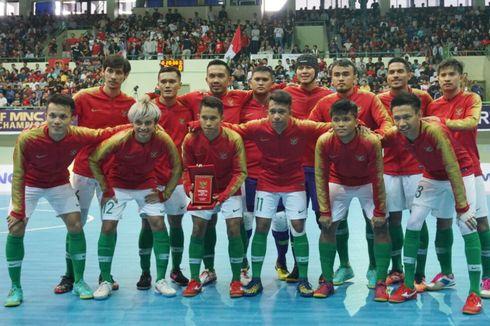 Jadwal Timnas Indonesia di Piala AFF Futsal 2019, Laga Perdana Lawan Malaysia