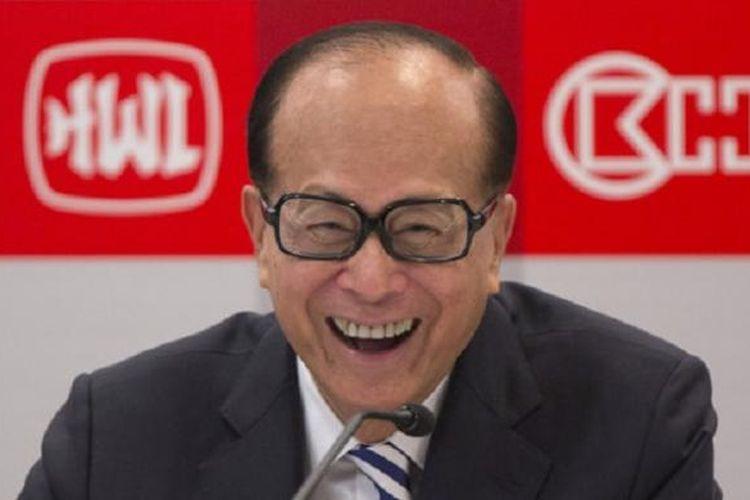 Orang terkaya Hongkong Li Ka Shing