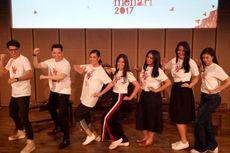 Ayushita hingga Morgan Oey Ikut Indonesia Menari 2017