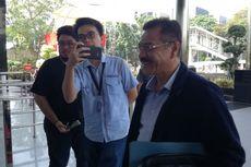 Dugaan Korupsi Proyek Gedung IPDN, Gamawan Fauzi Penuhi Panggilan KPK