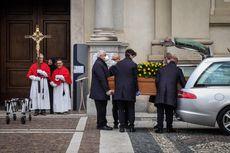 Sempat Jadi Rumah Duka Saat Covid-19, Gereja di Italia Akhirnya Kosong Peti Jenazah