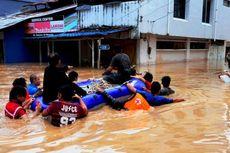 Korban Banjir Manado Keluhkan Banyak Pencuri