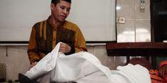 Barzah Dompet Dhuafa: Relawan Harus Siap Bersinggungan dengan Jenazah