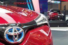Resmi, Toyota Gandeng BYD Kembangkan Kendaraan Listrik