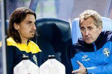 Pelatih Swedia: Saya dan Ibra dalam Tekanan