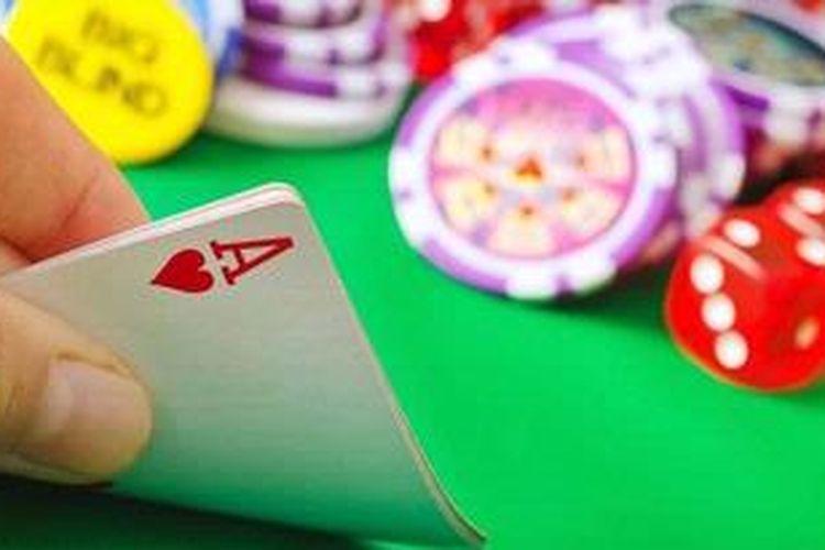 Ilustrasi berjudi