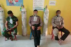 Karhutla Kian Meluas, Pemkab Musi Banyuasin Dirikan Rumah Oksigen
