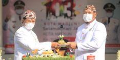 Peringati HUT Ke-103 Kota Madiun, Wali Kota Maidi Fokus Stop Covid-19 dan Genjot Ekonomi