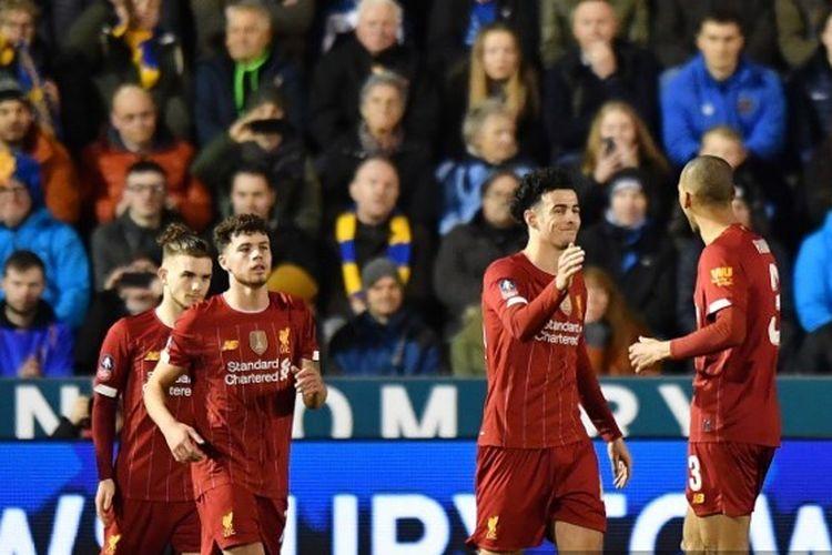 Jadwal Liga Inggris Malam Ini Liverpool Vs Southampton Tayang Di Tvri Halaman All Kompas Com