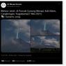 Cerita Pemotret Cahaya Diduga Meteor di Puncak Gunung Merapi