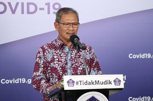 UPDATE: Tambah 395, Total Ada 11.587 Kasus Covid-19 di Indonesia