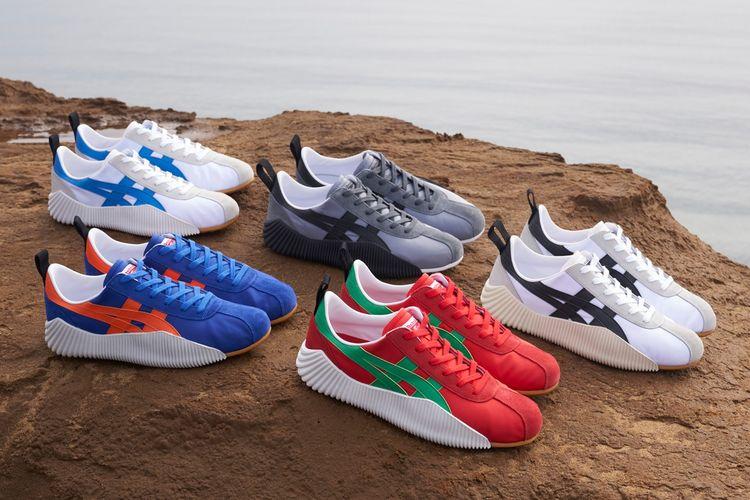 Sepatu Acromount Onitsuka Tiger potongan rendah