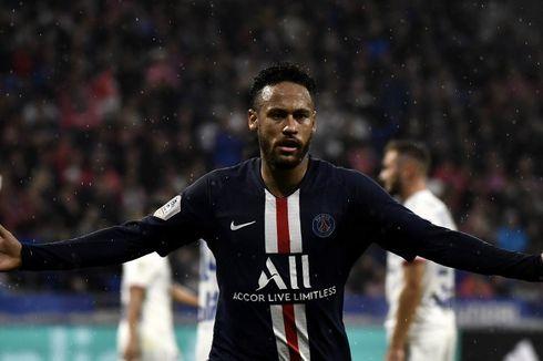 PSG Vs Monaco, Neymar Sebut Bukan Performa Terbaik, tetapi...