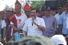Luhut Pertanyakan Pernyataan Ketua Partai pada Deklarasi Koalisi Merah Putih