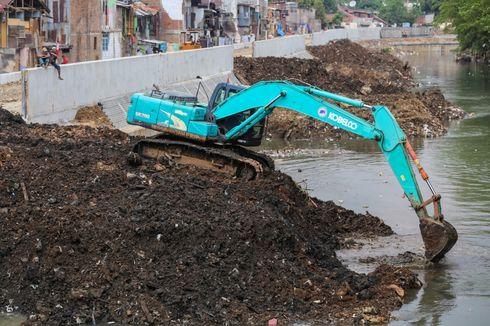 DKI Masih Upaya Bebaskan Lahan untuk Normalisasi Sungai