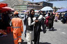 Palang Merah Desak Komunitas Internasional Terlibat dengan Taliban