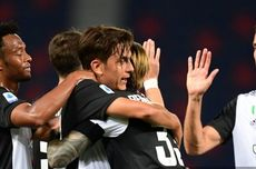 Milan Vs Juventus, Partner Ronaldo di Lini Depan Bianconeri Absen