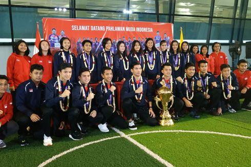Juara Dunia, Tim Bulu Tangkis Junior Dijanjikan Bonus oleh Pemerintah