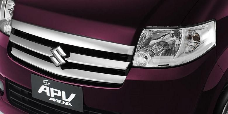 Wajan Suzuki APV lawas, sudah waktunya melakukan ubahan total.