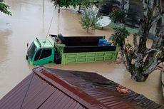 Banjir Terjang Nabire dan Yapen di Papua, Akses Jembatan Putus dan 2 Rumah Warga Longsor