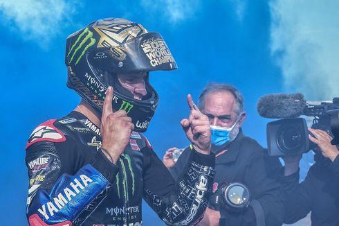 Jadi Juara Dunia MotoGP, Quartararo Tolak Pakai Nomor Start 1