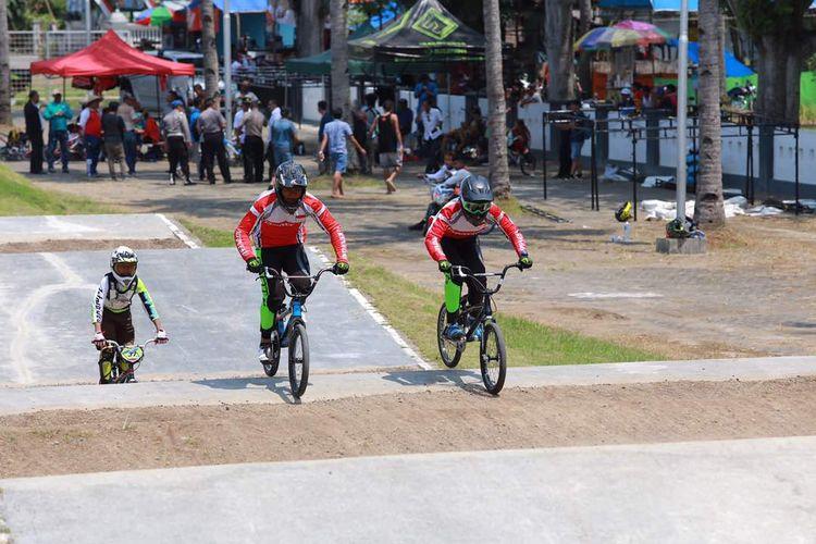 Kompetisi BMX