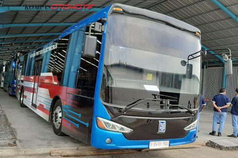 Tekan Polusi Udara, Bus Listrik Akan Dominan di Jabodetabek