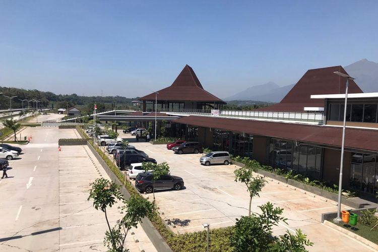 Tempat Istirahat dan Pelayanan (TIP) tau rest area RESTA PENDOPO 456 soap diresmikan tahun 2020.