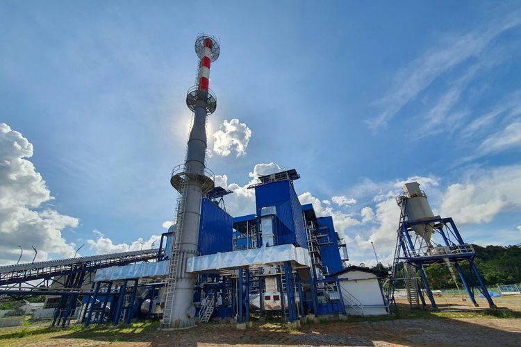 PT Waskita Karya (Persero) Tbk membangun Pembangkit Listrik Tenaga Uap (PLTU) Malinau, Kalimantan Utara, dengan memanfaatkan teknologi Building Information Modelling (BIM).