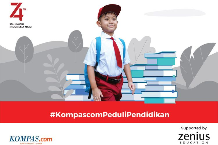 E-poster Kompas.com Peduli Pendidikan