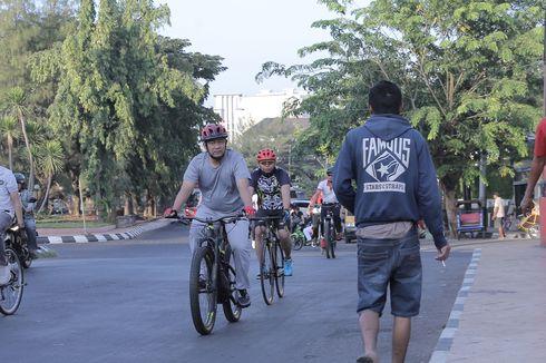 Rupaya Ini Alasan Wali Kota Hendi Ajak Jajarannya Bersepeda Tiap Pagi